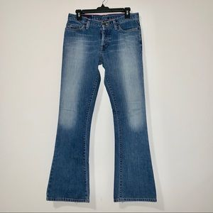 Vintage Abercrombie & Fitch Lowrise Flare Jeans